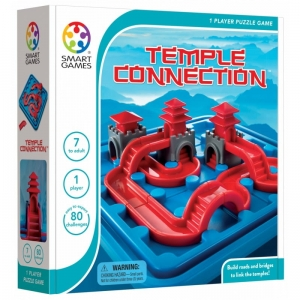 Gra logiczna Temple Connection Smart Games SG283 7+