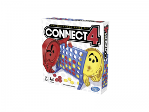 Gra logiczna Connect 4 A5640 Hasbro 6+