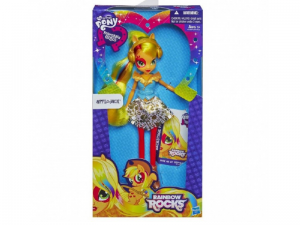 My Little Pony Equestria Girls A7530 Rainbow Rocks Applejack A3994 HASBRO