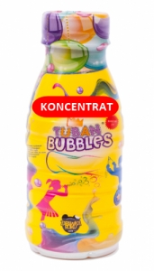 Koncentrat płynu do baniek mydlanych 250 ml Tuban TU3629