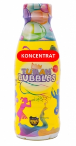 Koncentrat płynu do baniek mydlanych 400 ml Tuban TU3644