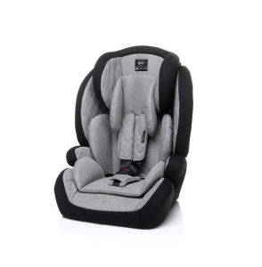 4 BABY Fotelik ASPEN XIX 9-36 LIGHT GREY