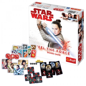 Gra Star Wars Feel the Force 01506 Trefl 6+