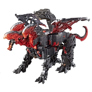 Transformers Turbo Changer Duży Dragonstorm Hasbro C0934 5+