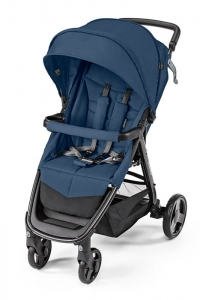 Wózek spacerowy Baby Design Clever 2019 03 NAVY