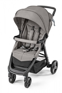 Wózek spacerowy Baby Design Clever 2019 07 GRAY