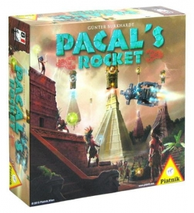 Gra strategiczna Pacal's Rocket Piatnik 63419 8+