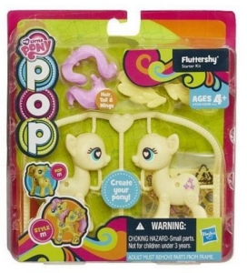 My Little Pony Pop Figurka Fluttershy A9334 A8208 Hasbro 4+