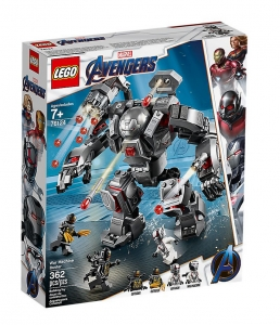 Klocki Lego Avengers Marvel Pogromca War Machine 76124 7+