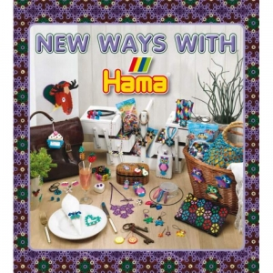 Koraliki Hama -  Inspiracje New Ways with Hama 399-15