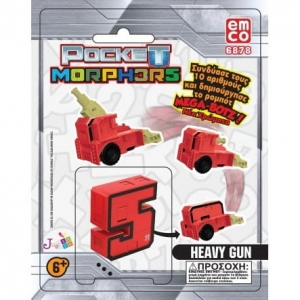 Pocket Morphers II Figurka 2w1 TM Toys 66889 6+ 5 Armata MIX