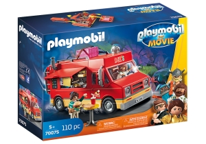 Klocki Playmobil The Movie Food Truck Dela 70075 5+