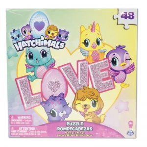 Hatchimals Puzzle 48el. 6055663 Spin Master 4+