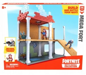 Mega Fort Fortnite + 2 figurki MFN63511 Epee