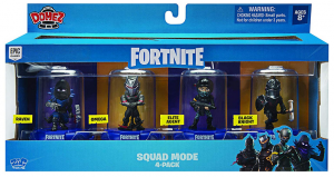 Figurki Fortnite 4-pak Squad Mode DMZ0170 Domez