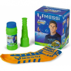 Foot Bubbles bańki mydlane Messi TREFL 60551