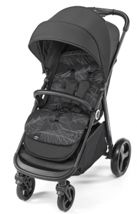 Wózek spacerowy Baby Design Coco 10 BLACK