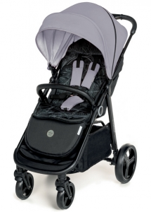 Wózek spacerowy Baby Design Coco 27 LIGHT GRAY