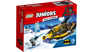 Klocki Batman™ kontra Mr. Freeze™ Lego Juniors 10737 4+