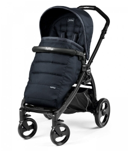 Wózek spacerowy Peg-Perego BOOK PLUS POP-UP COMPLETO Blue Night