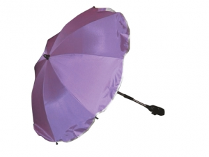 Parasol z filtrem UV Kees 2017 kolor purple