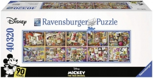 Puzzle Ravensburger 40320 Disney Mickey 90 Years