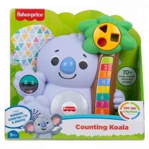 Interaktywny Koala Linkimals Fisher Price GRG64