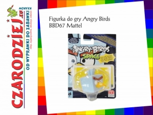 Figurka do gry Angry Birds BBD68 Mattel