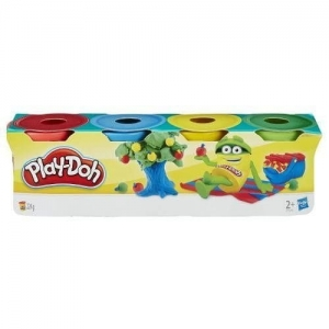 Ciastolina Play-Doh 4 mini tubki Play-Doh 23241