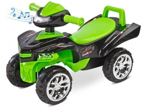 Jeździk Mini Raptor 18m+ kolor Green