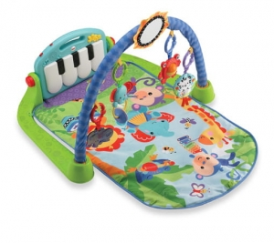 Mata Edukacyjna z Pianinkiem BMH49 Fisher Price