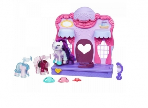 My Little Pony Butik na Manhattanie Rarity Hasbro B8811 3+