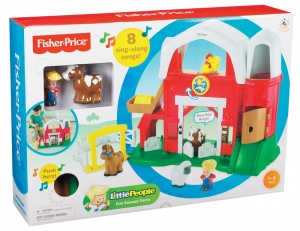 Wesoła farma Little People BDY68 Fisher Price