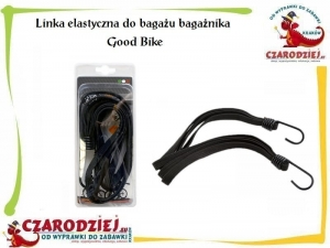 Guma linka do bagażu bagażnika Good Bike