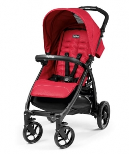 Wózek spacerowy Peg-Perego BOOKLET CLASSICO  MOD RED