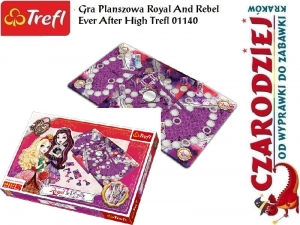 Gra Planszowa Royal And Rebel Ever After High Trefl 01140