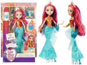 Lalka EVER AFTER HIGH MEESHELL MERMAID DRM05 DHF96 Mattel 6+