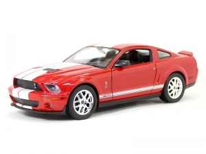 Model auta w skali 1:24 Dromader Welly 2007 Shelby Cobra GT500