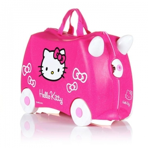 Jeżdżąca walizeczka - Hello Kitty Trunki TRU-0131 3+