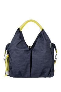 Lassig - Green Label Torba z Akcesoriami Neckline Denim blue