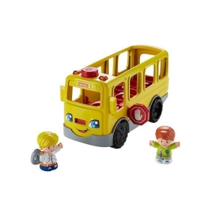 Autobus Małego Odkrywcy Little People Fisher Price FKX03 1+