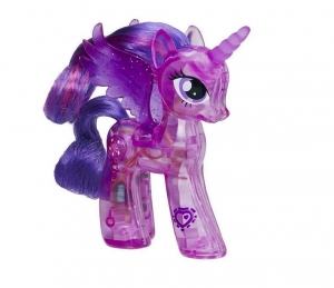 Świecący kucyk My little pony Explore equestria - Twilight Sprakle Hasbro B8075 B5362