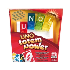 Uno totem power BBR61 Mattel 2017