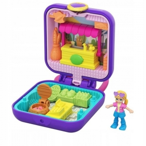 POLLY POCKET TINY COMPACT MINI MARKET GKJ40