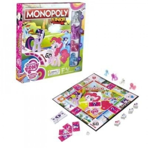 Gra Monopoly Junior My little Pony Hasbro B8417 5+