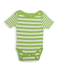 Body Juddlies  Greenery Stripe 0-3m 6002068