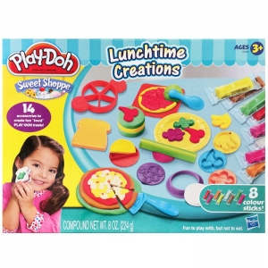 Ciastolina kreatywny lunch Play Doh - Lunchtime Creations B3083