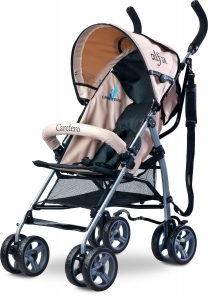 Wózek spacerowy Caretero Alfa kolor Beige