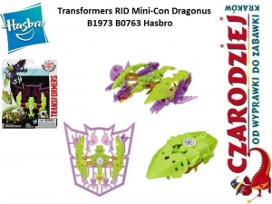 Transformers RID Mini-Con Dragonus B1973 B0763 Hasbro