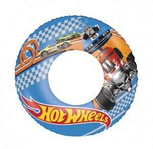 Koło do pływania Hot Wheels Bestway 93401